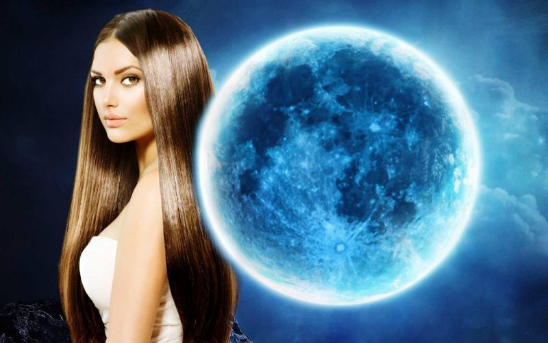окраска волос по лунному календарю на октябрь 2019