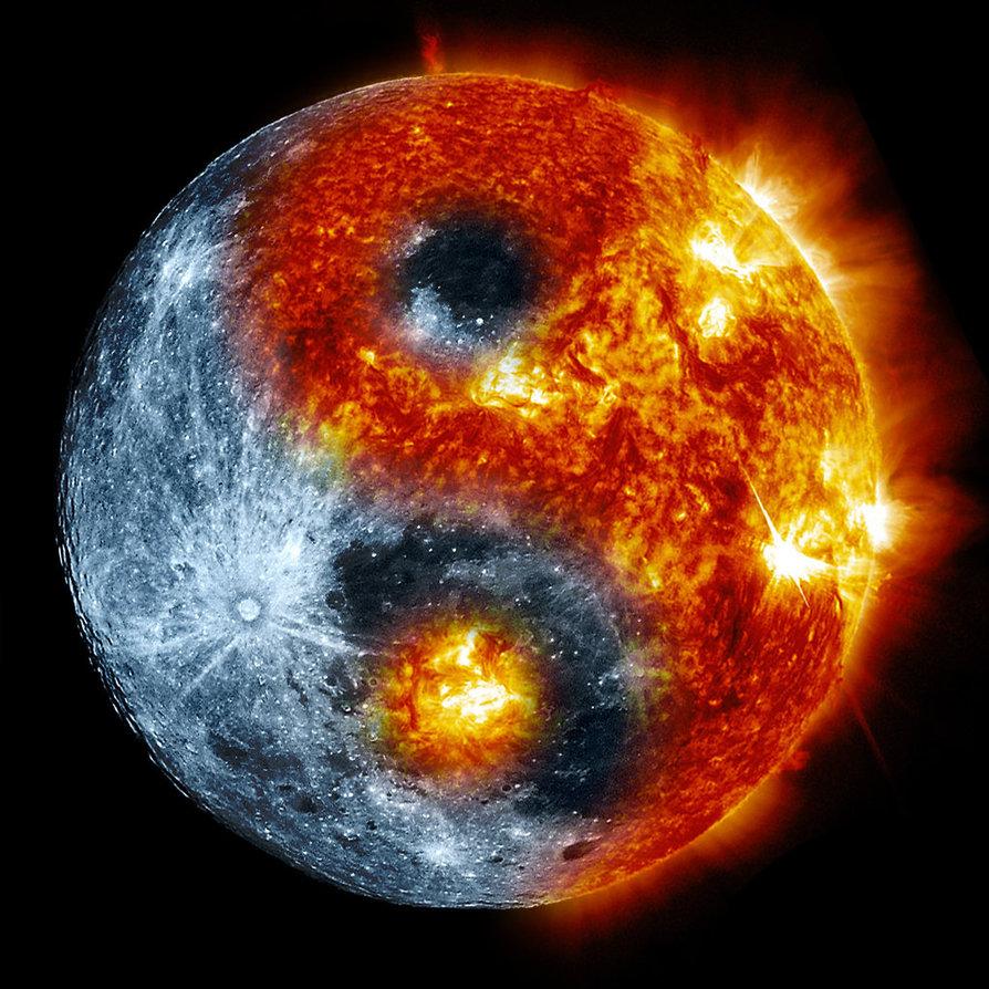 Луна соединение/квадрат/оппозиция Солнце
