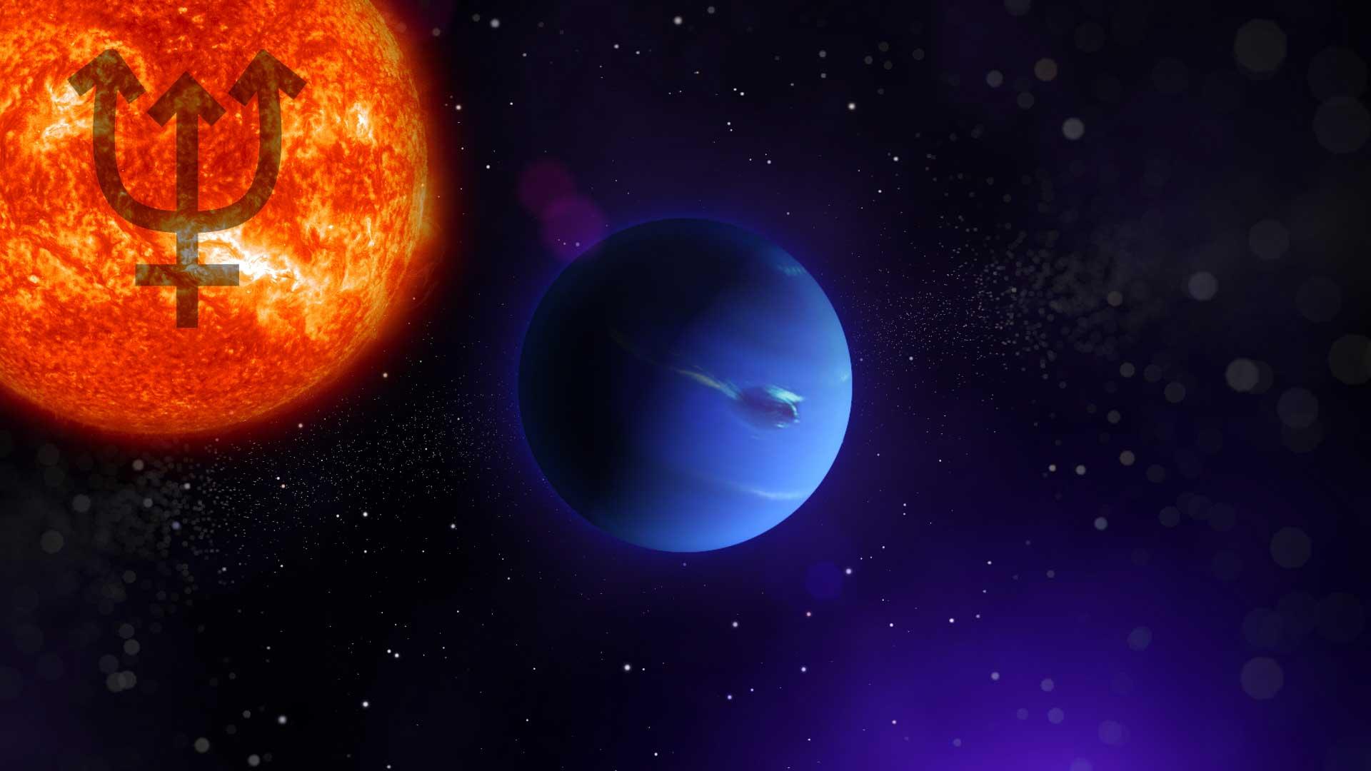 Аспекты Луна Нептун