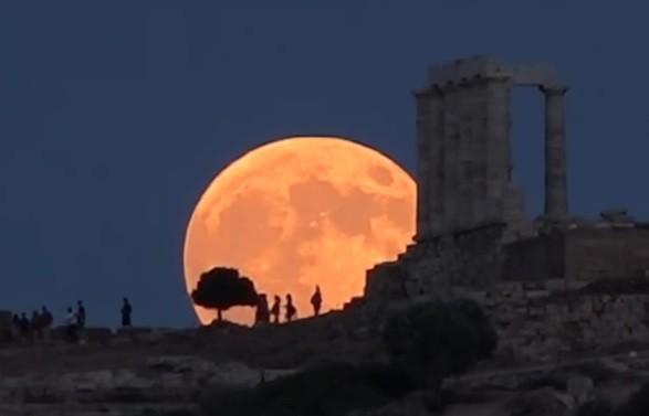 Луна в 27 доме