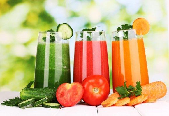 Овощные соки по лунному календарю