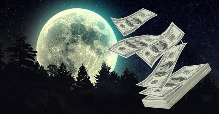 Денежный лунный календарь на июнь 2019 года