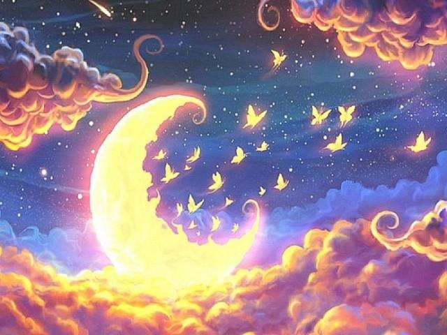 Лунный календарь снов на август 2019 года