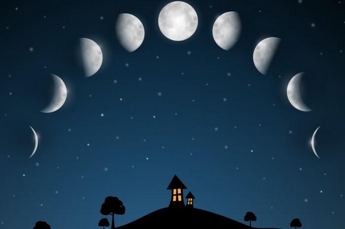 Лунный календарь для дома на август