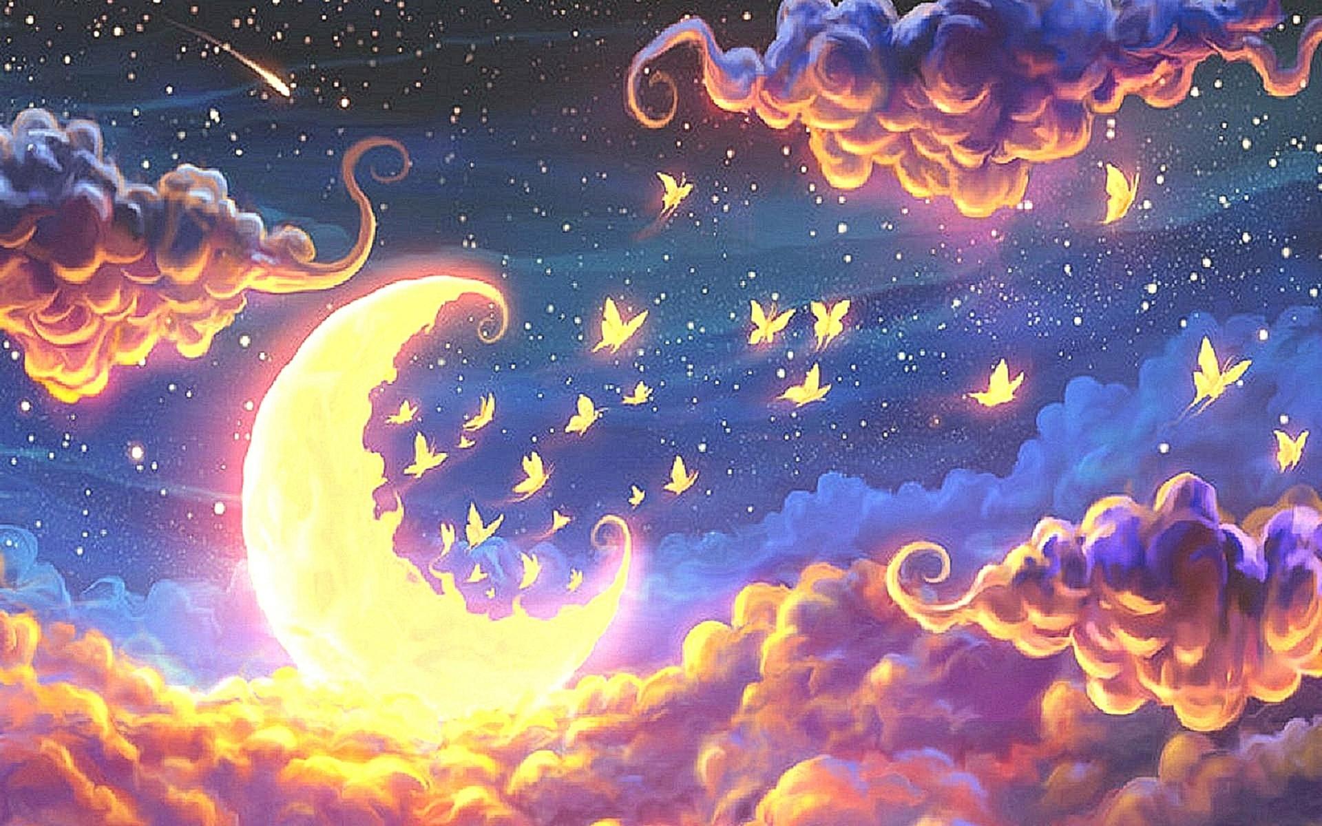 Лунный календарь снов на сентябрь 2019 года