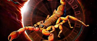 Гороскоп Скорпион на 2021