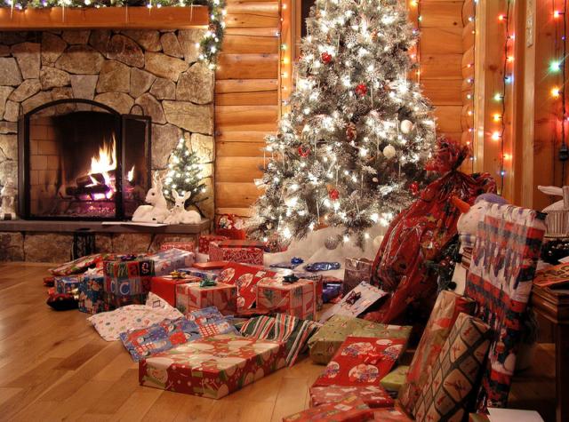 Как создать праздничную новогоднюю атмосферу дома
