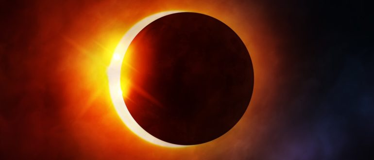 коридор затмений 26 мая-10 июня 2021