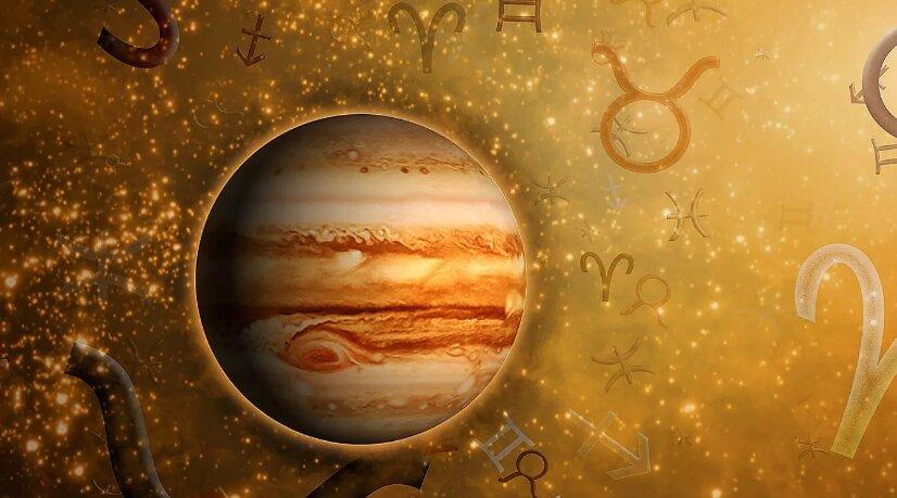 Юпитер входит в знак рыбы с 14 мая