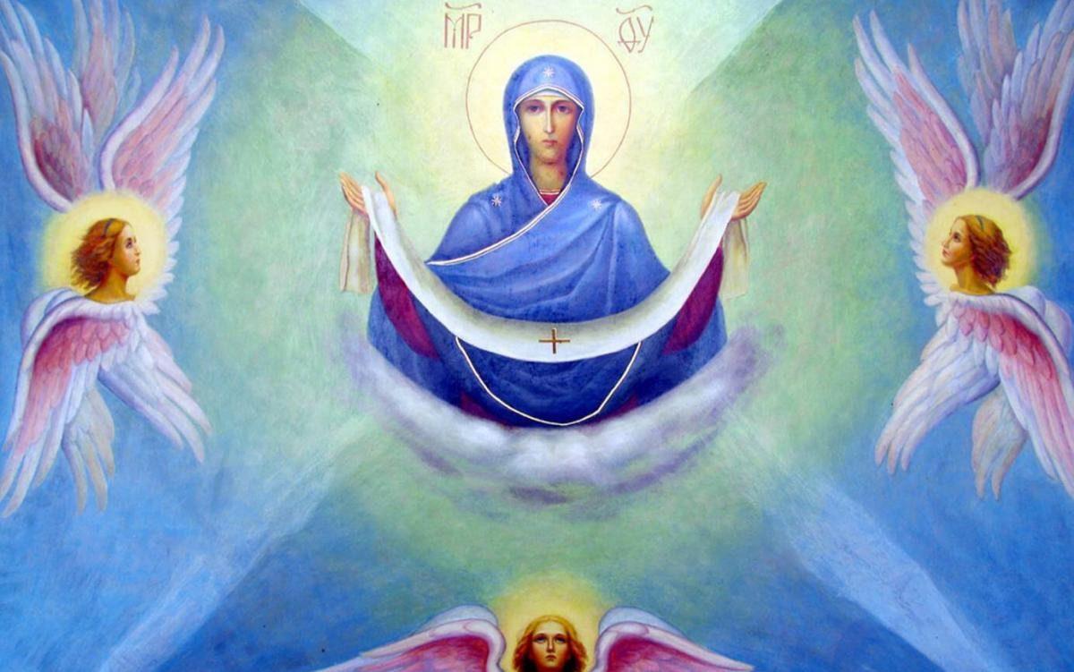Покров Пресвятой Богородицы в 2021