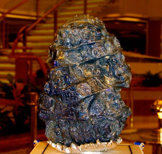 Самый большой сапфир в мире: Миллениум