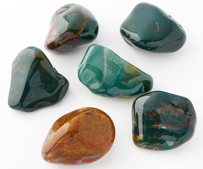 камни гелиотроп