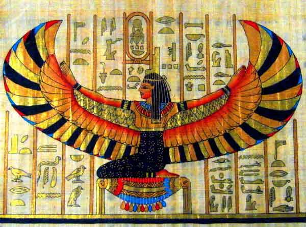 Египетская богиня Изиды