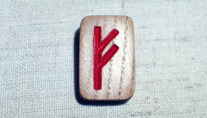 Феху символ
