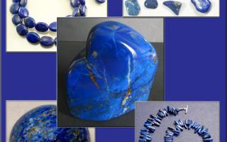 Кому подходит лазурит, магические свойства природного камня