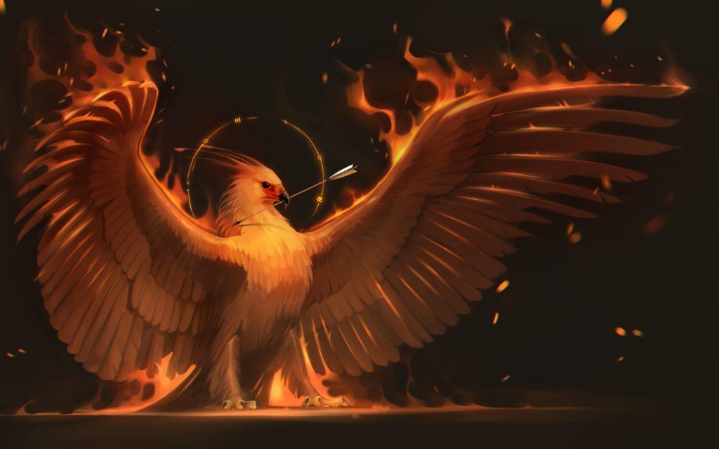 Что означает огненная птица феникс
