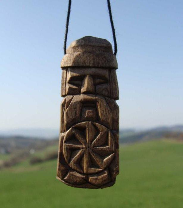 Славянский бог солнца