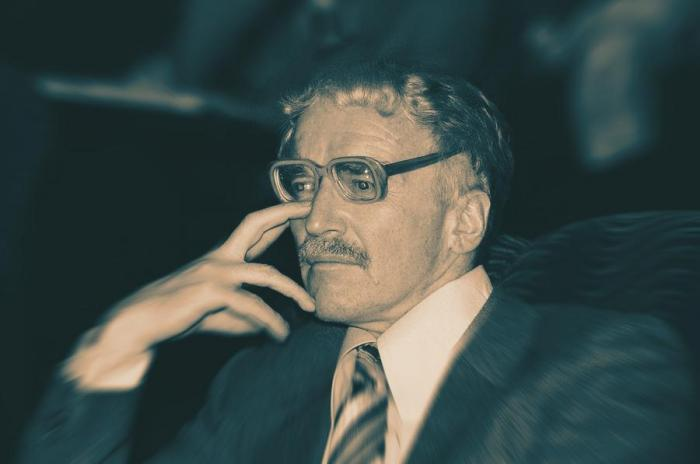 Известный писатель СССР Михаил Чулаки