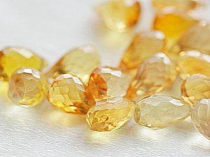Шпинель Рубицел (желтая и оранжевая)